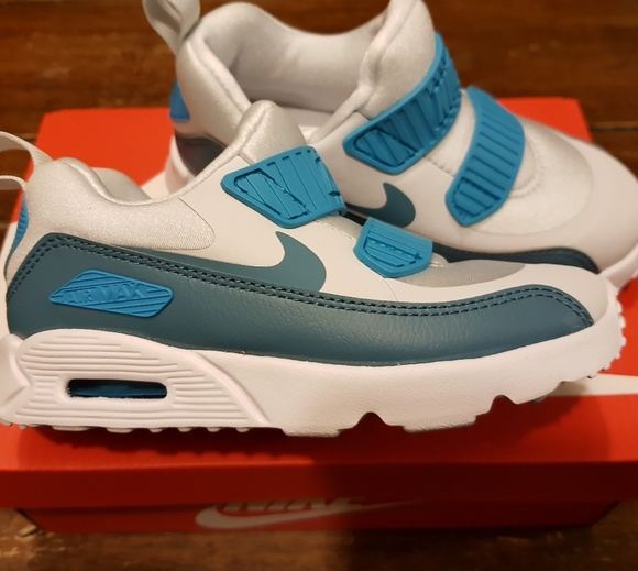 new concept 5fed8 52b6e ... sweden nike air max tiny 90 toddler pure platinum aqua 13fca 10b34
